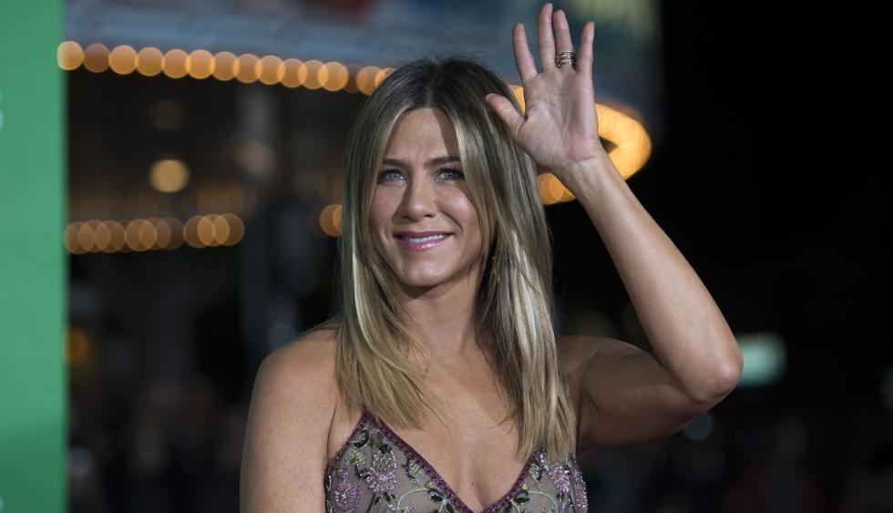 Jennifer Aniston se mantiene en el top 5 de las actrices mejores pagadas de Hollywood. (Foto: AFP)