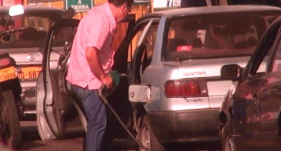 Agentes de la Dircote robaron de manera sistemática combustible destinado para los vehículos oficiales. (Cuarto Poder/Perú21)