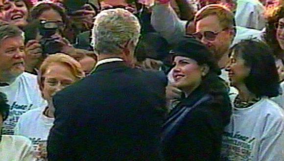 Tras el 'affaire' con Clinton, Lewinsky pensó incluso en el suicidio. (Internet)