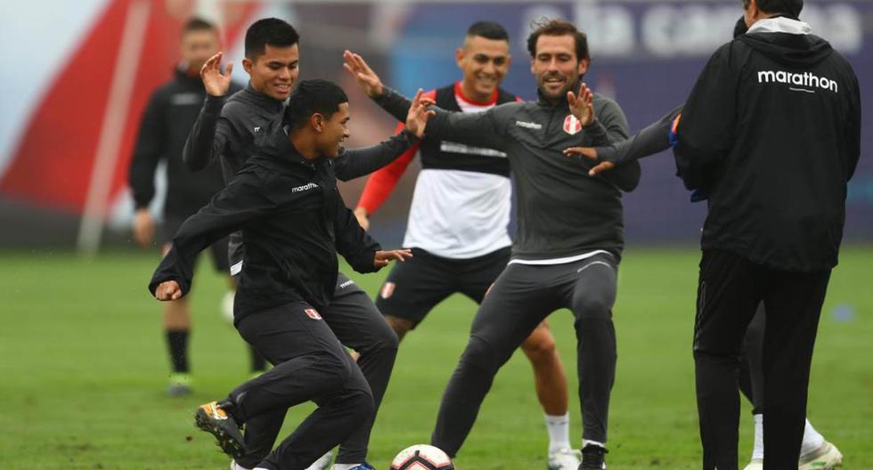 La selección peruana continúa con los trabajos pensando en Lima 2019. (Foto: Daniel Apuy)