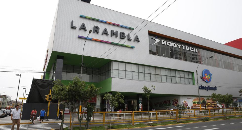 A través de un comunicado, el centro comercial sostuvo que el cierre fue por observaciones técnicas en un local del mall. (GEC)