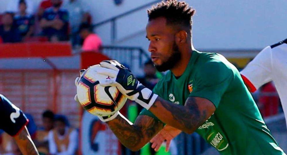 Carlos Cáceda lleva dos temporadas atajando en Melgar.
