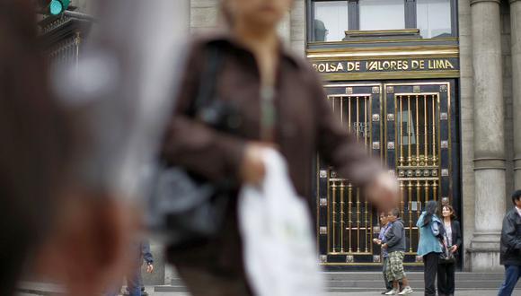 El indicador S&P/BVL Perú General, el más representativo de la bolsa, ascendía un 1.47%. (Foto: GEC)
