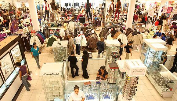 El sector comercio creció un 8,82% e impulsó el incremento. (USI)
