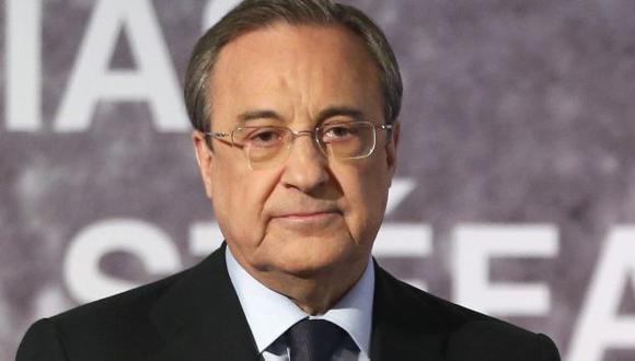 Florentino Pérez reconoció que algunos fichajes se le escaparon. (Reuters)