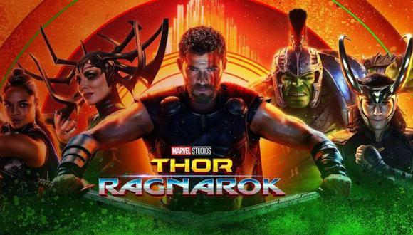 Perú21 te regala 10 entradas dobles para el Avant Premiere de 'Thor: Ragnarok' (Marvel)