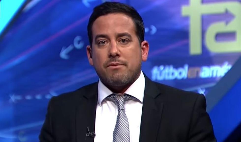 Estas son las imágenes que indignaron al periodista deportivo Óscar del Portal. (YouTube)