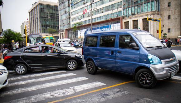 Municipalida de Lima informó que se incorporó nueva categoría en el aplicativo Vipa a fin de garantizar la seguridad de los ciudadanos y evitar la congestión vehicular. (Foto: Municipalidad de Lima)