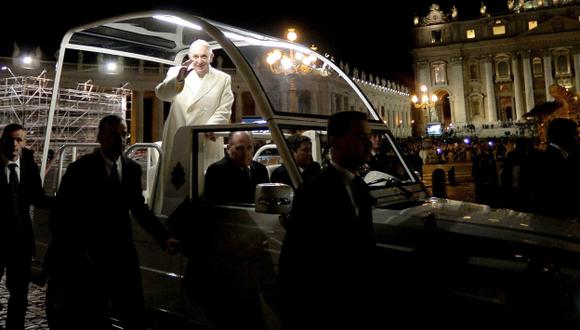 Niegan que papa Francisco esté amenazado. (AFP)