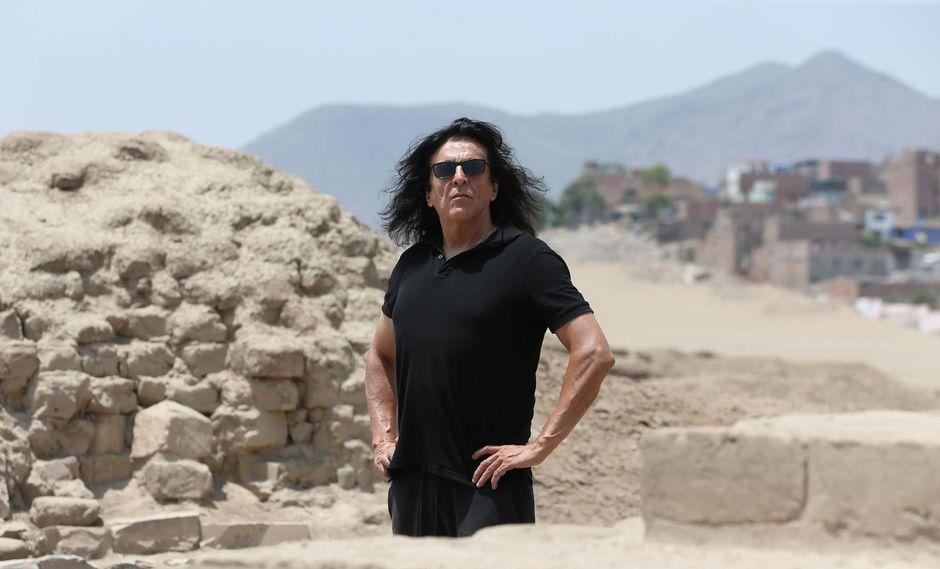 """""""Es repugnante (el feminicidio). Necesitamos charlas y conferencias para destruir este machismo ridículo que existe en la cultura latinoamericana"""", declara el músico (Manuel Melgar/Perú21)."""