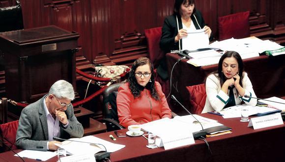 La comisión investigadora sesionará incluso cuando siga el receso parlamentario. (USI)