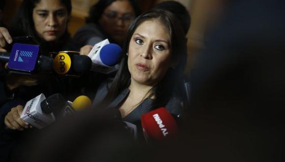 Vilcatoma cree que el presidente está involucrado en la corrupción relacionada a la empresa Odebrecht.