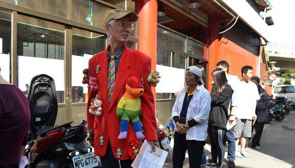 Más de 7 millones de electores rechazaron la propuesta a favor del matrimonio gay. (Foto: AFP)