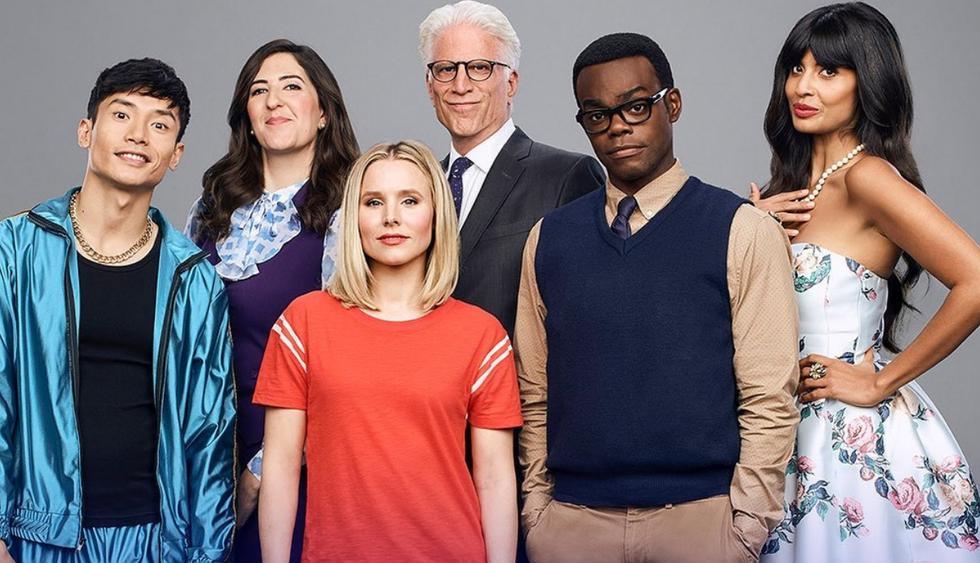"""""""The Good Place"""": la serie de NBC culminará en su cuarta temporada (Foto: NBC)"""