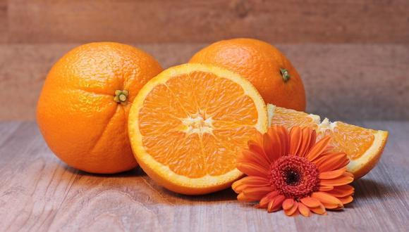 La exportación de naranja registró una expansión del 46%. (Foto: Pixabay)