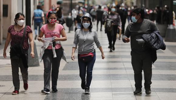 En Lima Oeste, la temperatura máxima llegaría a 22°C, mientras que la mínima sería de 15°C. (Foto: Leandro Britto / GEC)
