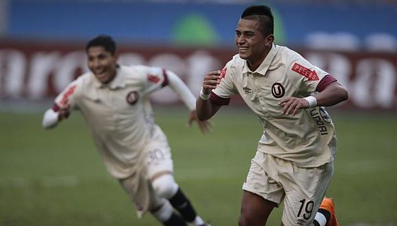 Diego Chávez espera volver a marcar con la camiseta crema. (Mario Zapata)