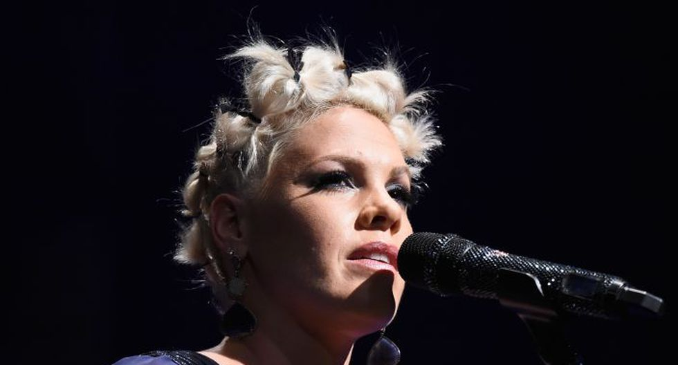 Pink tuvo ingresos por US$52 millones. (AFP)