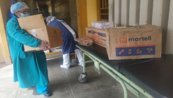 Puno: Detectan coronavirus a nueve trabajadores del Hospital Carlos Monge Medrano de Juliaca.