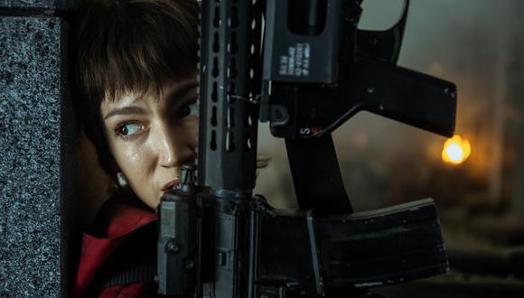 """Tokio (Úrsula Corberó) estará presente en """"La casa de papel"""" 5, que ya tiene fecha de estreno. (Netflix)"""