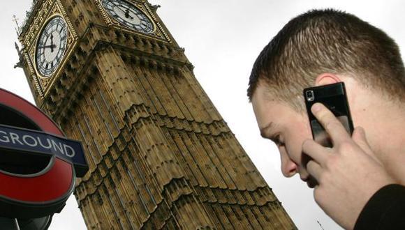 Sin fronteras. Londres comparte información con EE.UU. (Bloomberg)