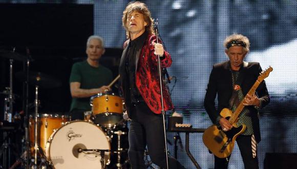 Rolling Stones volverán a los escenarios en mayo. (Reuters)