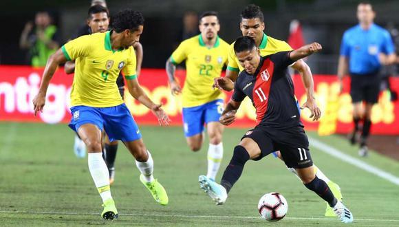La selección peruana se mantiene entre los 20 mejores del rankign FIFA. (Foto: Fernando Sangama)