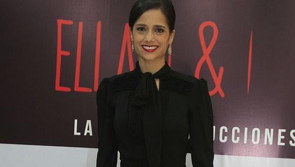 Melania Urbina reveló que sufrió tocamientos indebidos en su adolescencia. (USI)