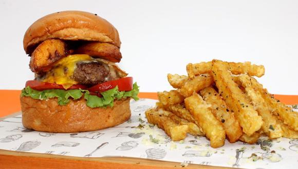 Yuntas Burger: La hamburguesería que comenzó en el Cercado y ahora llega a todo Lima