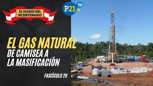 El gas natural: de Camisea a la masificación