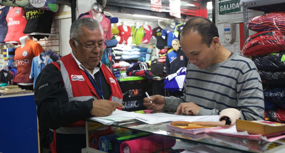 Hay una tendencia de las empresas a buscar cómo cumplir con el proceso de formalización, según Juan Carlos Requejo. (Foto: GEC)