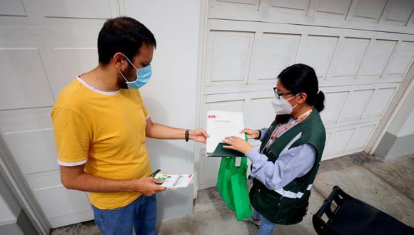 """A través del programa """"Recicla San Isidro"""", la comuna busca contribuir en el cuidado del medioambiente. Foto: San Isidro."""