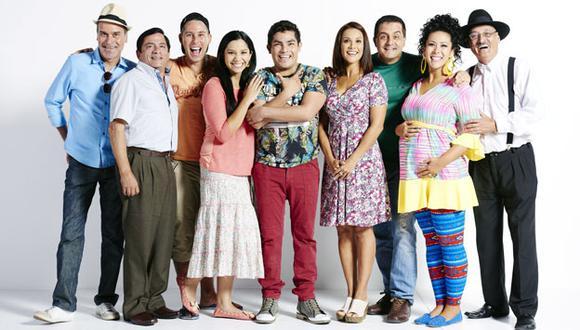 Los personajes de 'Al Fondo Hay Sitio'. (USI)
