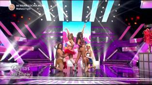 """Mira el baile de Pocahontas, Sailor Moon, Cheetara y Candy en """"Reinas del show 2″"""