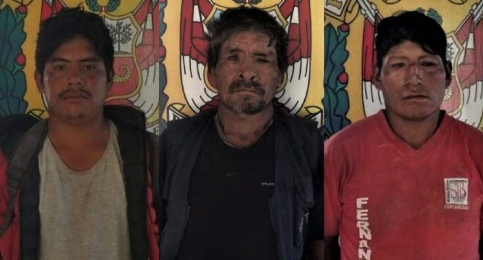 Arequipa: Detienen a tres recicladores implicados en crimen de obrero