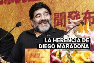 Maradona y su millonaria herencia: ¿Los bienes serán repartidos entre sus hijos?