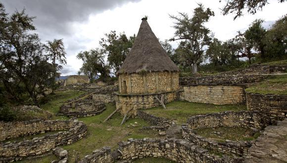 AMAZONAS, ARQUEOLOGIA, FORTALEZA DE KUELAP