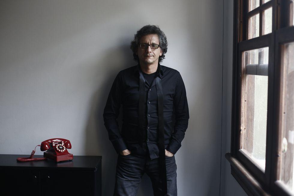 En el filme 'Caiga quien Caiga', Miguel Iza interpretará al ex asesor presidencial Vladimiro Montesinos (César Campos/Perú21).