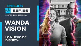 WandaVision lo nuevo de Disney+