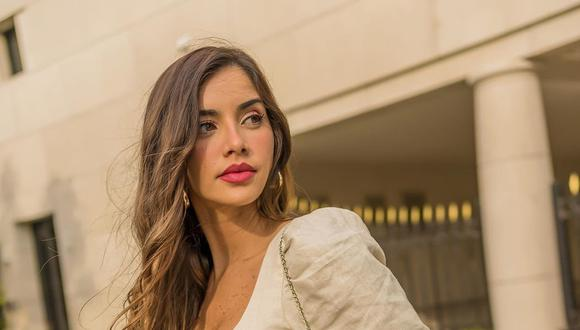 Korina Rivadeneira se defiende de críticas por error ortográfico. (Fotos: Instagram)