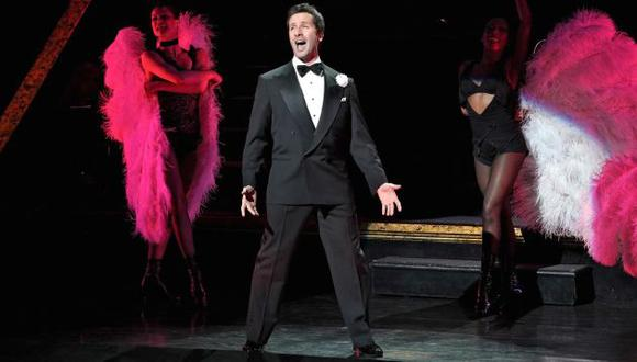 Marco Zunino sigue abriéndose paso internacionalmente con exitosa obra de teatro. (Broadwayworld.com