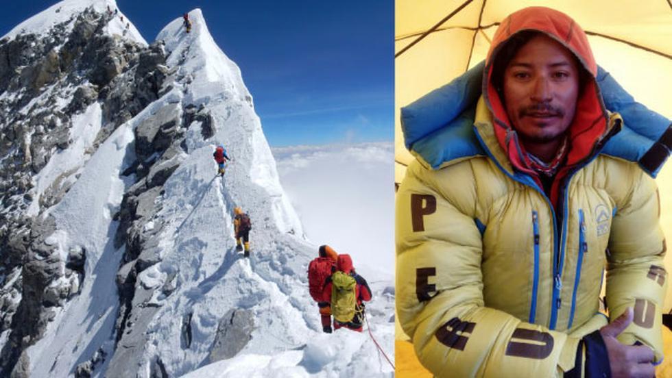 Este es el peruano más joven en conquistar la cima del Everest. (Difusión)