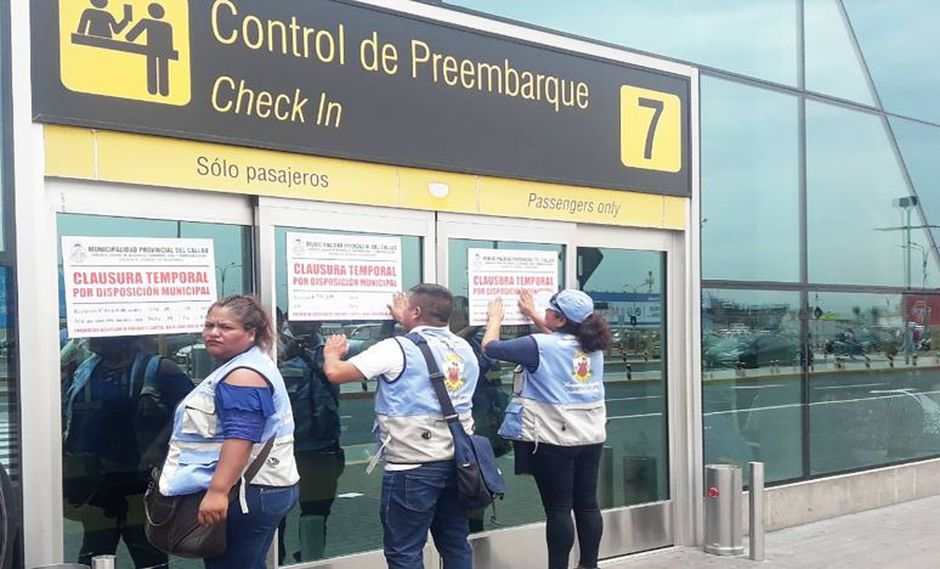 El MTC aclaró, a través de un mensaje publicado en Facebook, que el flujo de vuelos, la operatividad y la atención al público es normal en el aeropuerto. (Municipalidad del Callao)