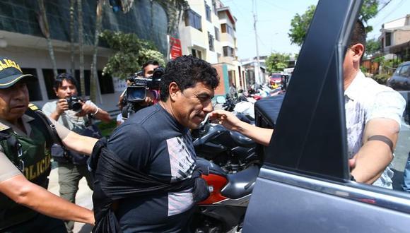 Exfutbolista se encuentra internado en la clínica Vesalio. (Foto: GEC)