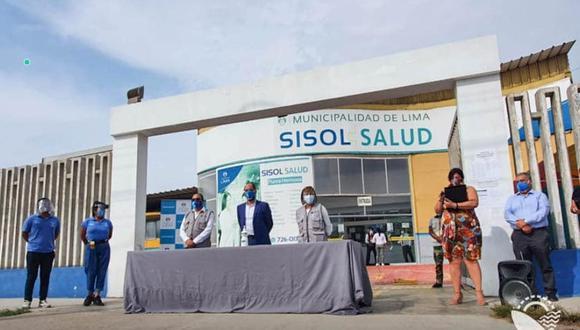 La planta de oxígeno será instalada en el local de Sisol Salud de Punta Hermosa. (Foto: Municipalidad de Hermosa/Facebook)