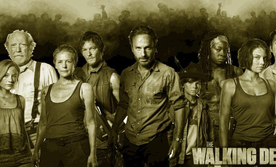 The Walking Dead\' retorna con cuarta temporada Espectáculos ...