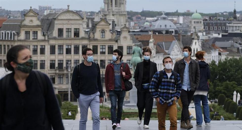 Bélgica es ya el país europeo más golpeado por la segunda ola del coronavirus