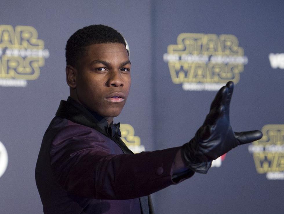 """""""Star Wars: Episodio IX"""": John Boyega anunció el fin de la grabación con emotiva fotografía (Foto: AFP)"""
