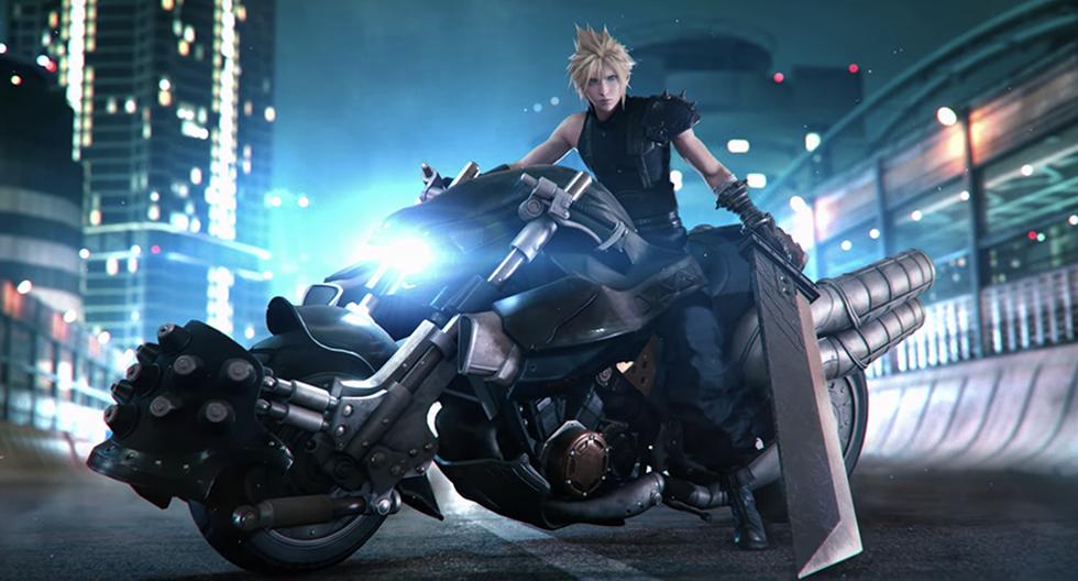 'Final Fantasy VII Remake' llegará a PlayStation 4 el 3 de marzo del 2020.