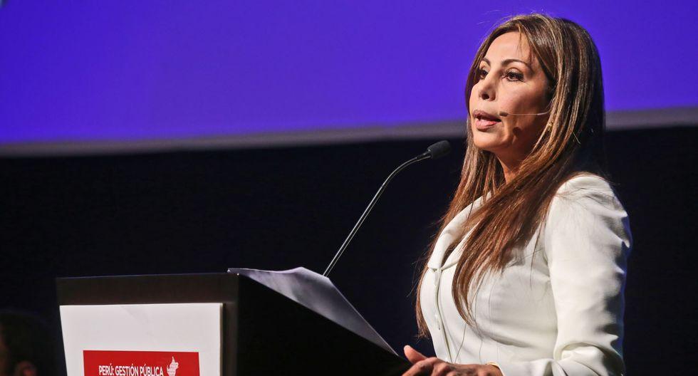 Verónica Zambrano señaló que confía en que los funcionarios de Ositrán podrán aclarar las denuncias en su contra (Foto: Andina).